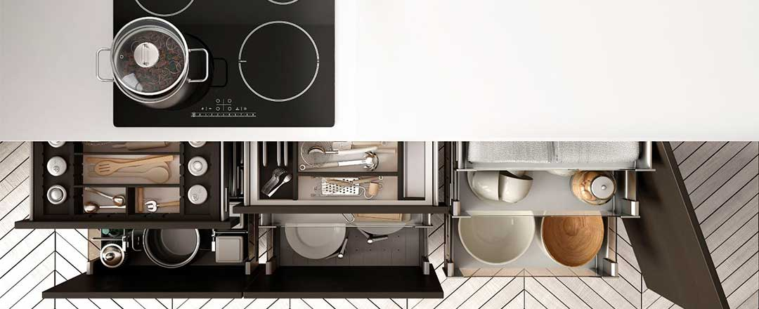 How to tidy your kitchen