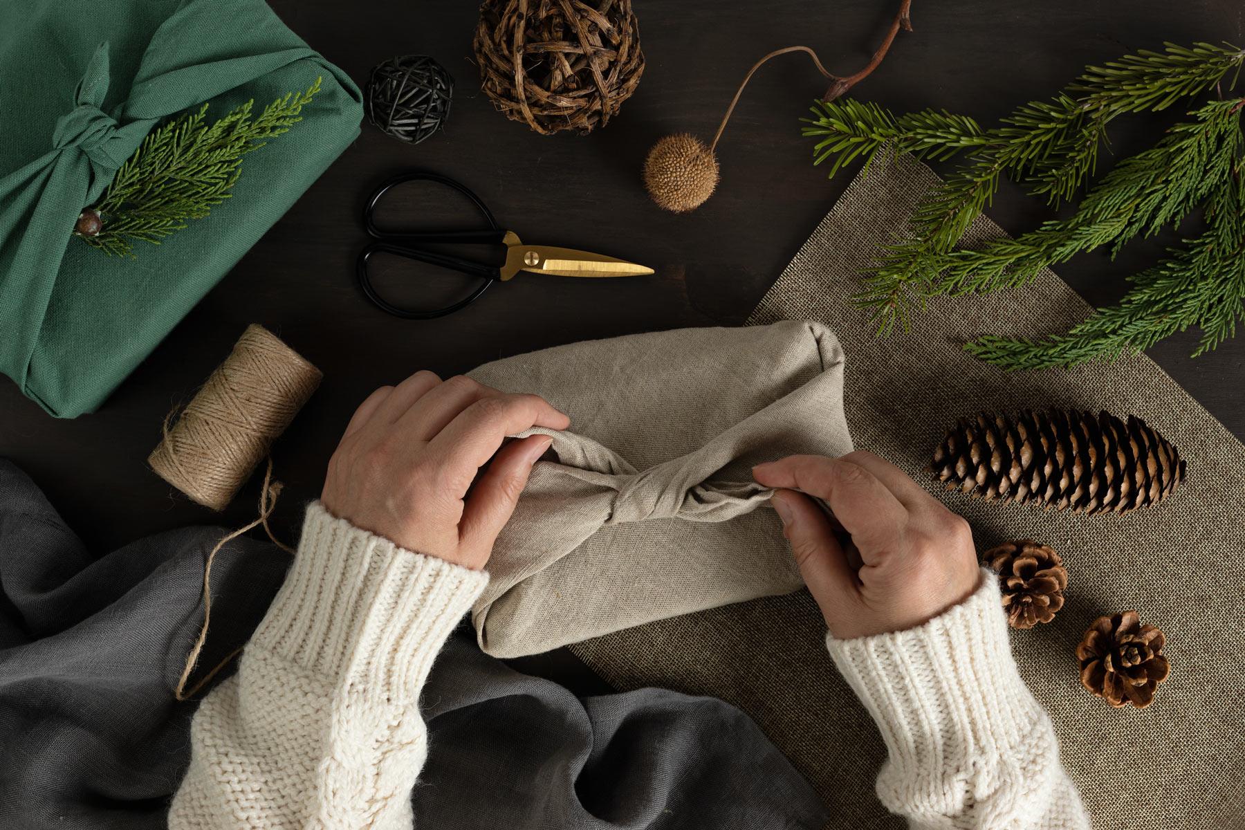 Furoshiki-tendencias-decoracion-navidad