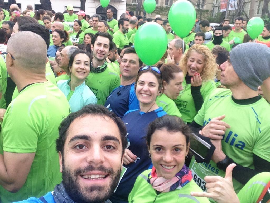 VI Carrera Madrid AECC en lucha contra el cáncer 2