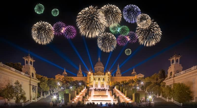 Planes para navidad - Barcelona