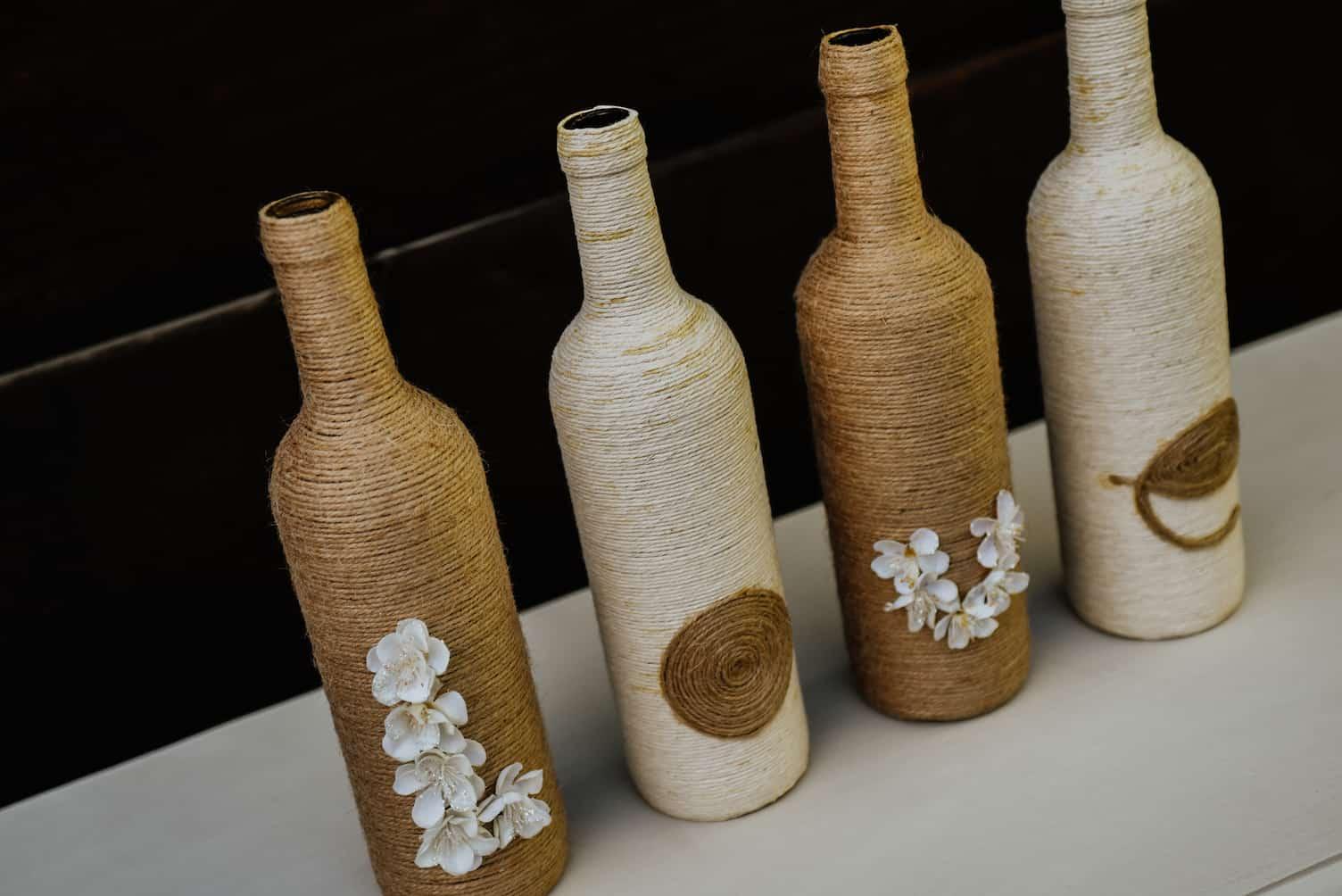 DIY decoración con reciclaje
