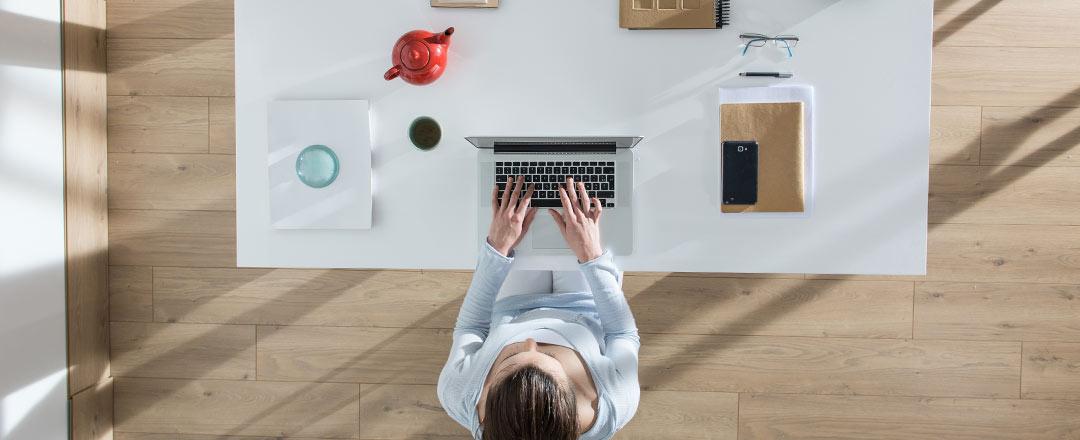 Cómo crear tu espacio de trabajo en casa