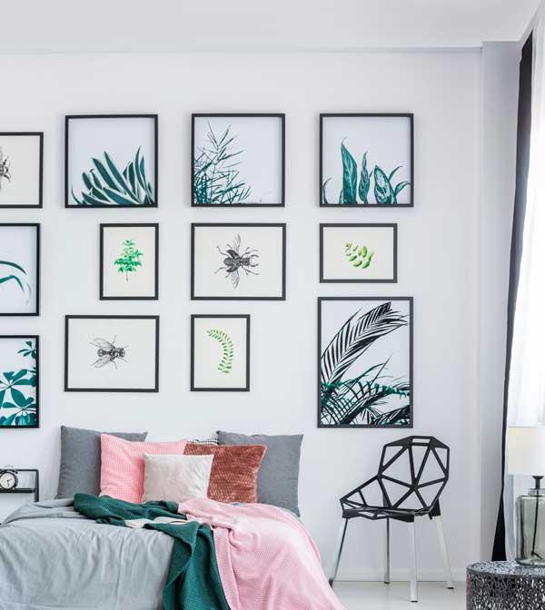 decoracion-de-interiores-con-plantas-laminas-decorativas