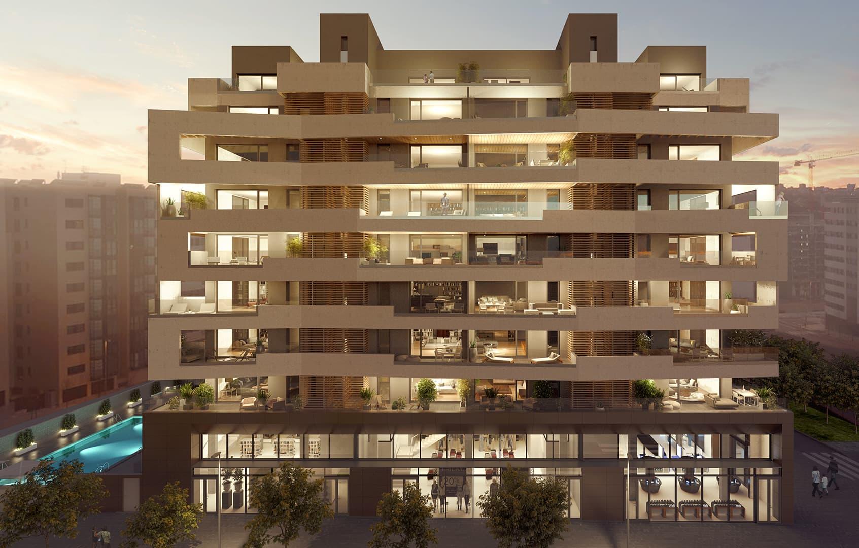 pisos de obra nueva Valdebebas Madrid