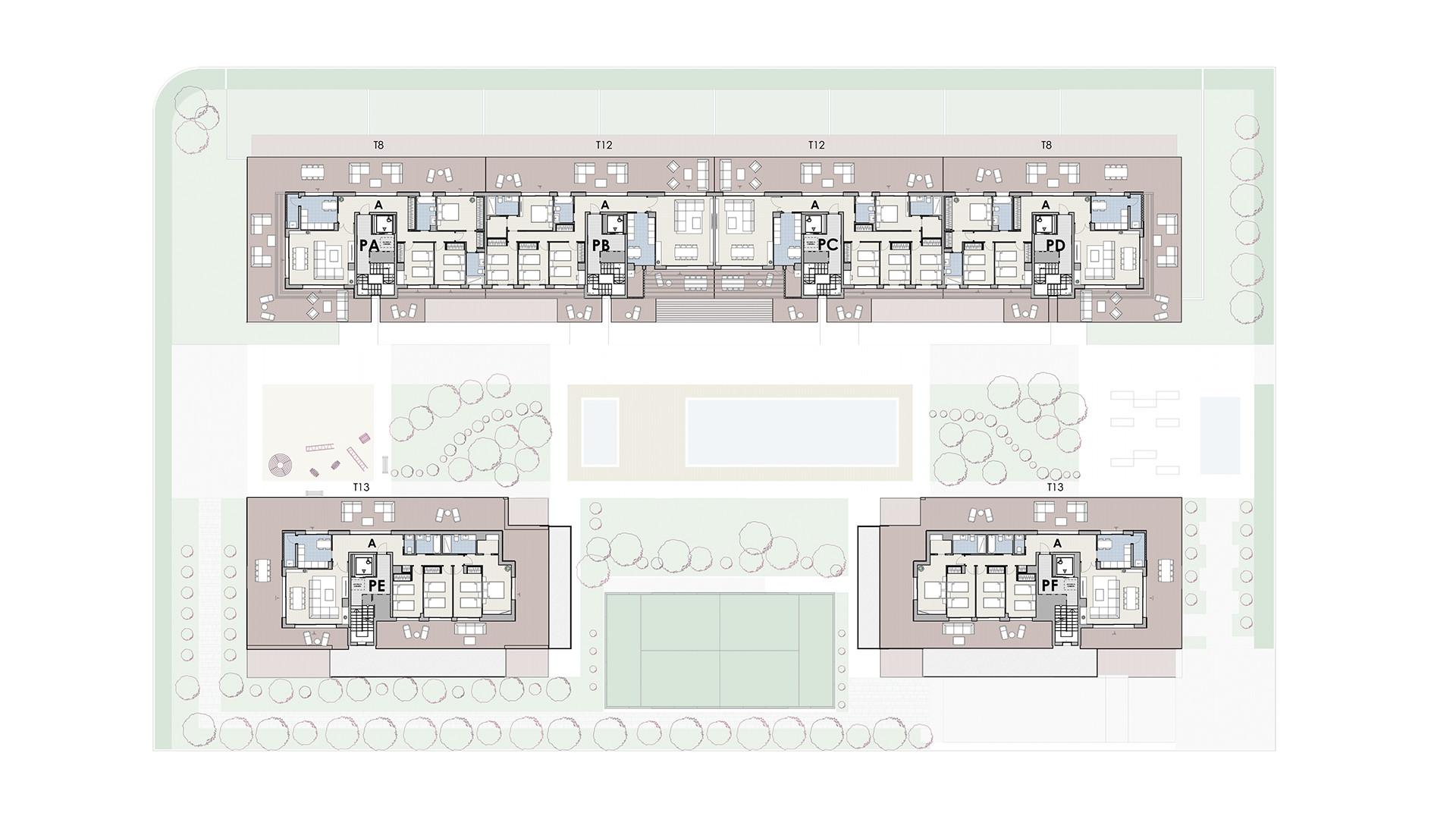 Isla de la toja pisos obra nueva en tempranales san sebastian - Pisos en san sebastian de los reyes obra nueva ...