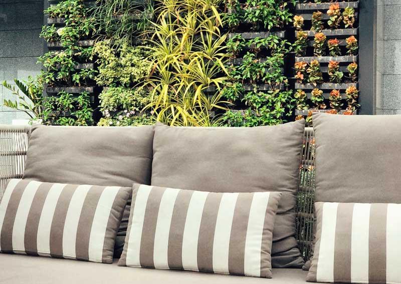 C mo decorar una terraza ideas consejos y ltimas - Como reformar una terraza ...
