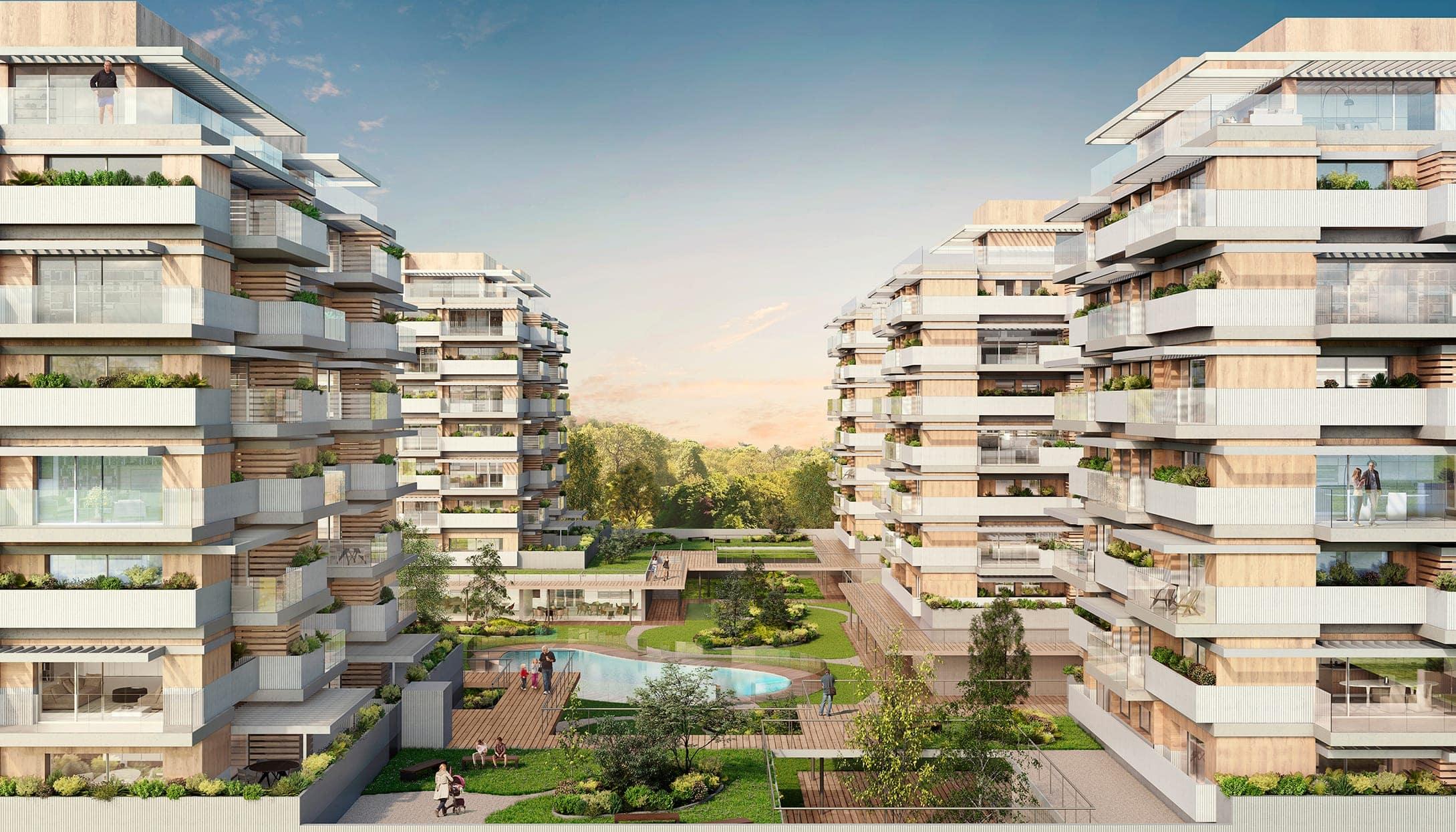 Promociones inmobiliarias en madrid gestilar for Inmobiliaria pedrosa