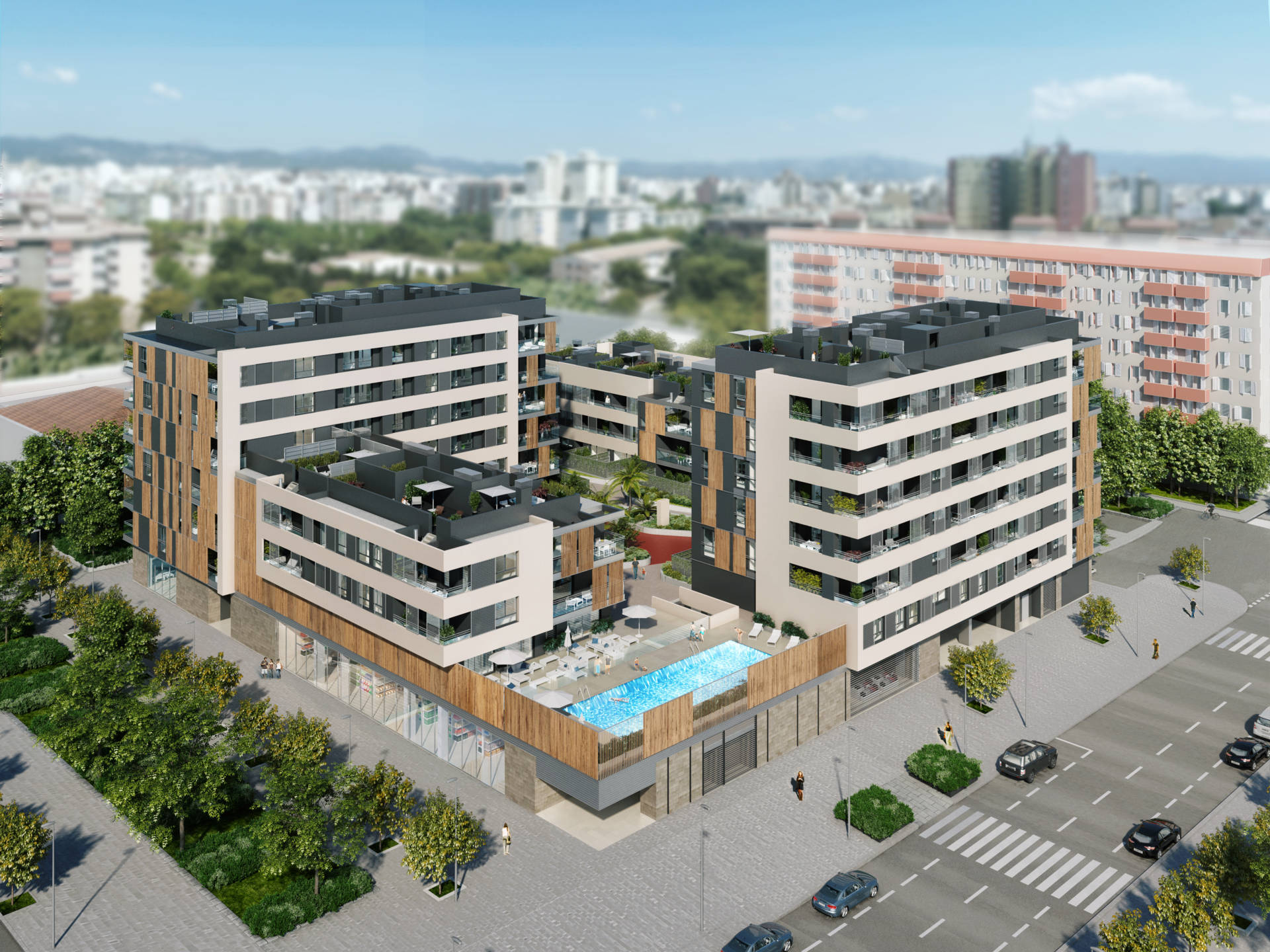 viviendas de obra nueva en Nou Llevant Palma de Mallorca