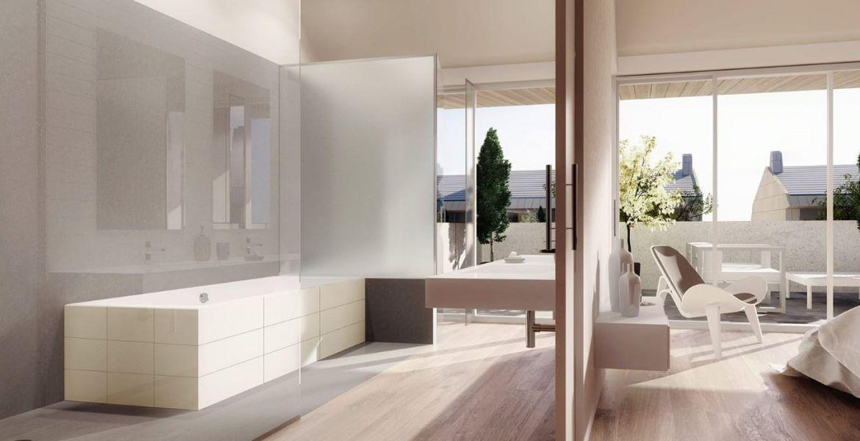 estilos de decoração de casa de banho