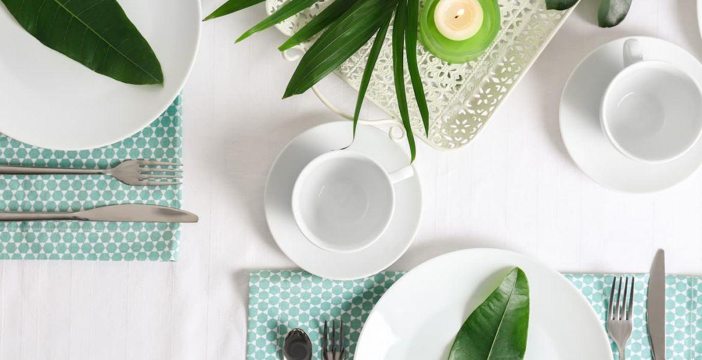 ideas para decorar una mesa de verano