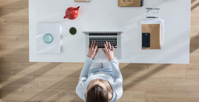 Comment créer votre espace de travail à la maison en 5 étapes