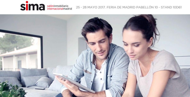 Gestilar en Salón Inmobiliario Internacional de Madrid 2017