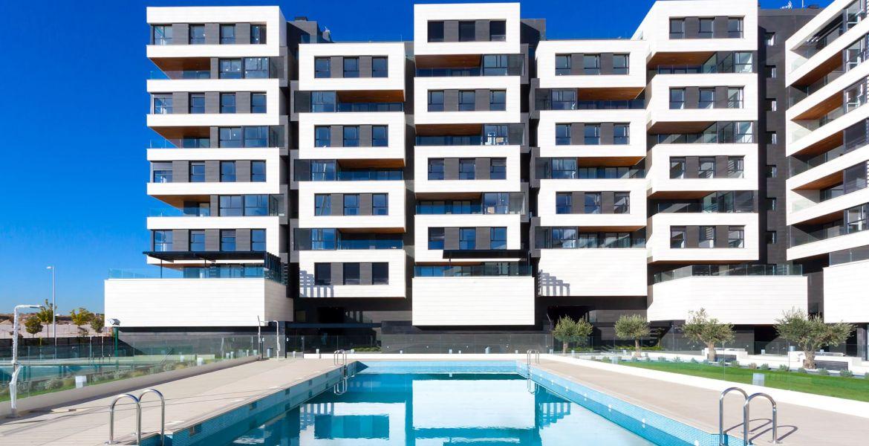 pisos en valdebebas