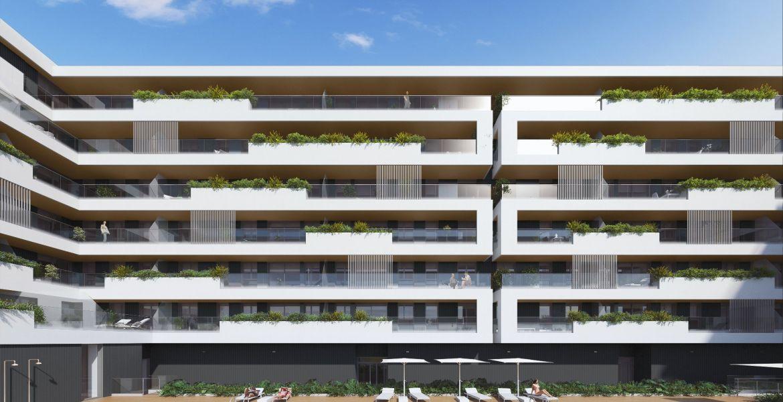 pisos obra nueva badalona