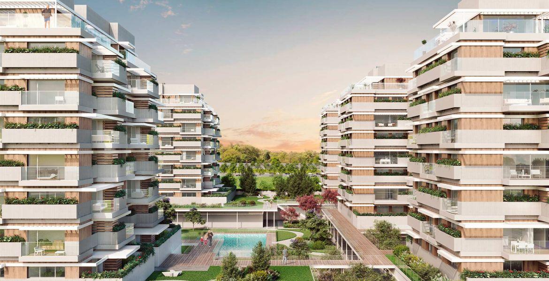 pisos obra nueva valdebebas noroeste madrid