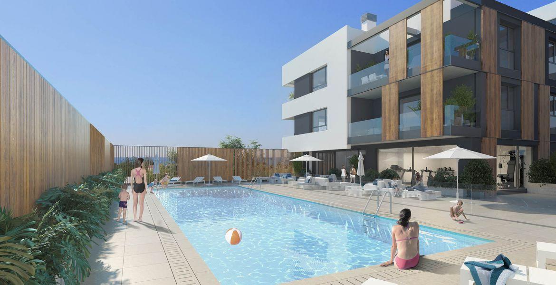 pisos de obra nueva en Nou Llevant Palma de Mallorca