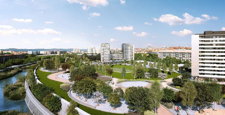 ventajas pisos de obra nueva en Madrid centro