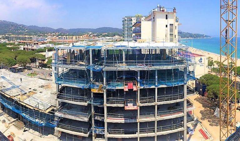 estado obras blau mar apartamentos gestilar