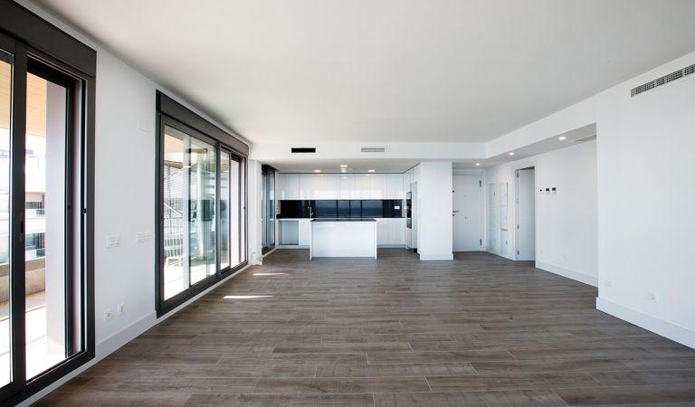 interior apartamentos blau mar gestilar