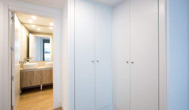 habitacion apartamento obra nueva playa de aro