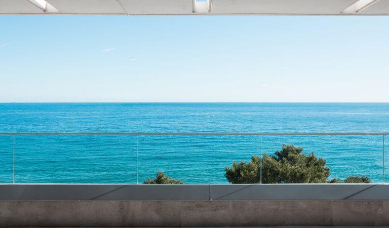 vistas al mar apartamento blau mar gestilar