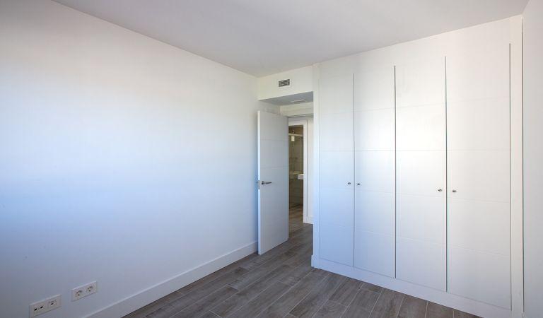 interior apartamento obra nueva costa brava