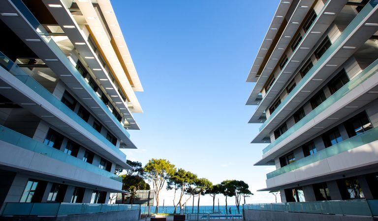 exterior apartamento playa de aro costa brava
