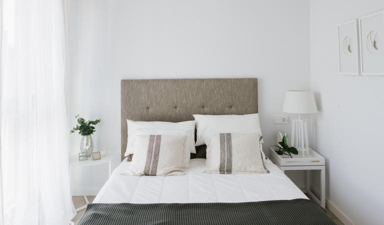 Cómo influyen los colores en tu dormitorio