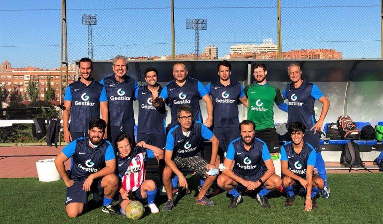 Gestilar se suma al Torneo Benéfico de Fútbol del sector inmobiliario