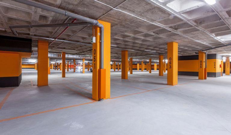 Garaje Viviendas de obra nueva en Valdebebas Gestilar