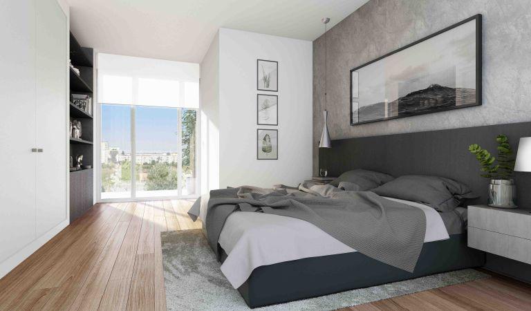 dormitorio viviendas obra nueva alcala henares