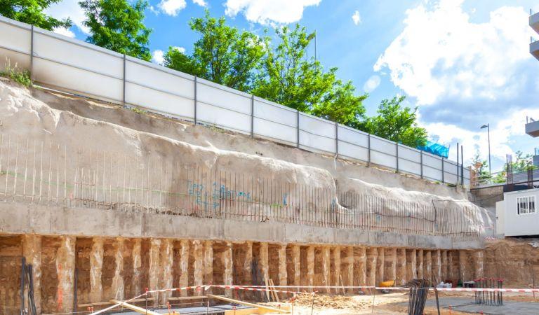 Avance obras pisos en Valdebebas