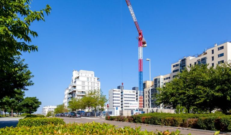 Estado obras venta de pisos en Valdebebas