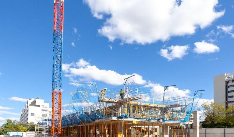 Obras Valdebebas pisos nuevos