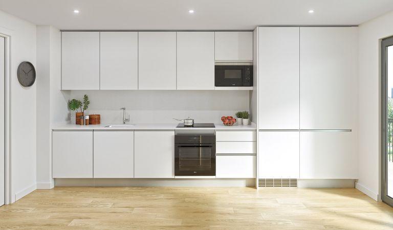 Vivienda nueva con cocinas grandes Lisboa