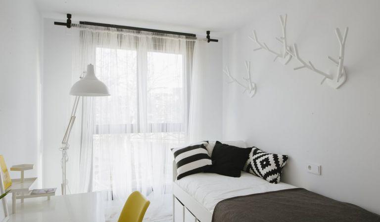 Pisos nuevos con habitaciones luminosas, Oleiros