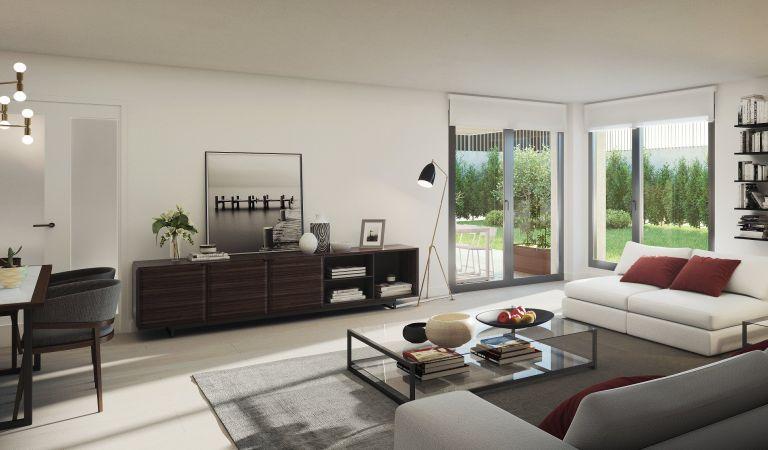 salon pisos obra nueva madrid norte