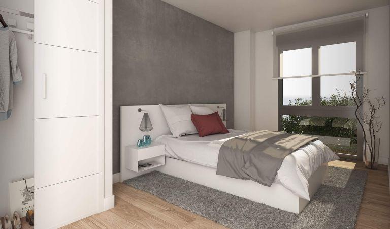 Dormitorio de Isla Tambo, urbanización en las Rejas