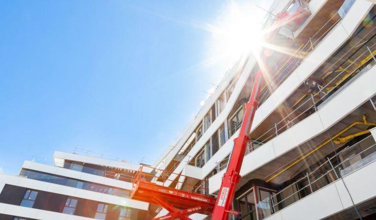 Avance obras pisos venta obra nueva Alameda Osuna