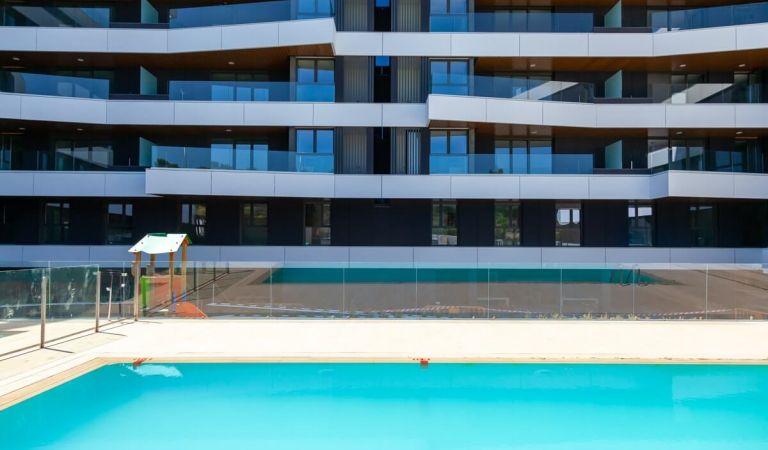 Avance obras viviendas nuevas Alameda Osuna