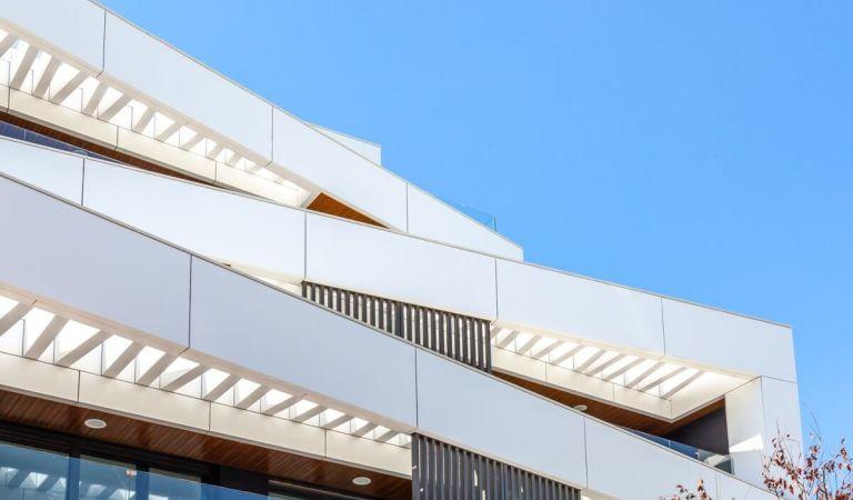 Avance obras viviendas obra nueva Alameda Osuna