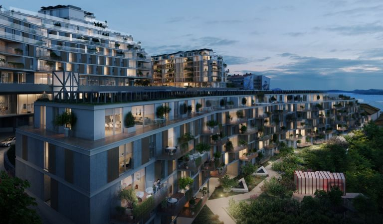 Promoción pisos nuevos Vigo, Ardora