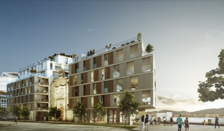 Pisos nueva construcción Barrio do Cura, Vigo