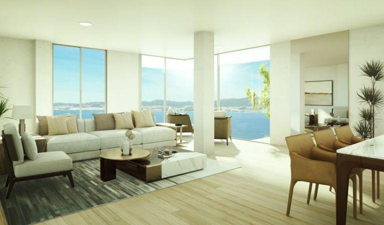 Gestilar viviendas nuevas Barrio do Cura