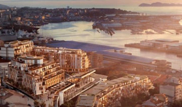Pisos obra nueva en Barrio do Cura, Vigo