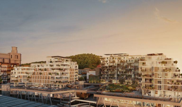 Atardecer pisos nuevos en Barrio do Cura, Vigo
