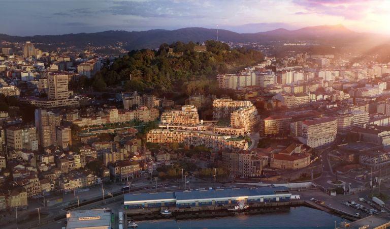 Promoción viviendas nuevas en Vigo, Gestilar