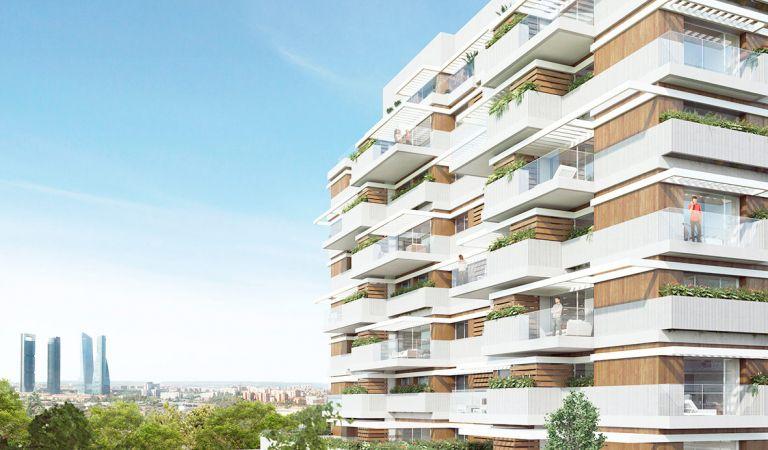 venta pisos obra nueva valdebebas madrid noroeste