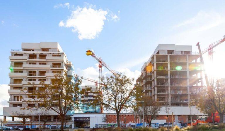 Comprar un piso nuevo en Valdebebas, cada vez más cerca