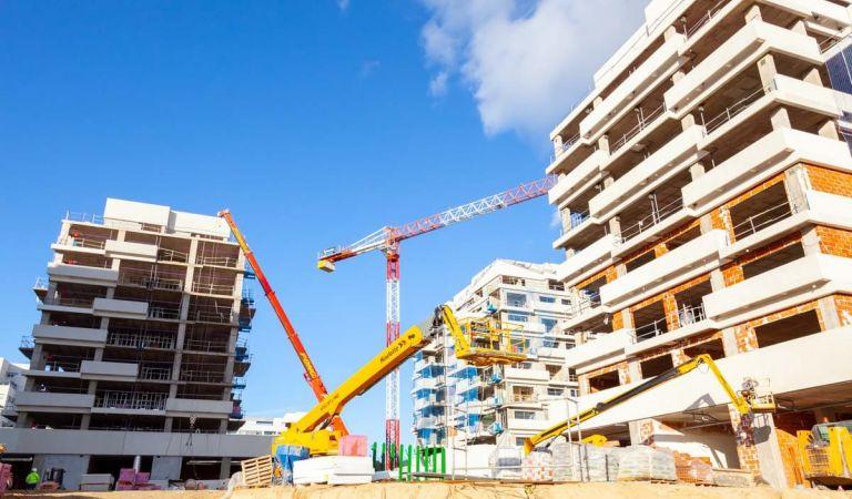 Estado pisos a estrenar en Valdebebas enero 2021